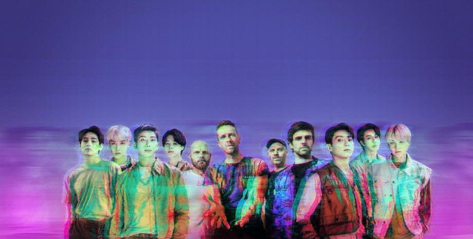 Coldplay & BTS оглавиха американската сингъл класация с