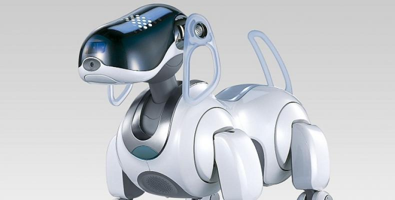 Sony представи кучето-робот Aibo