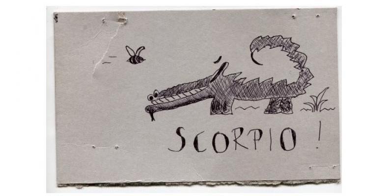 Скорпионът - магнетичен, дълбок и неразгадаем