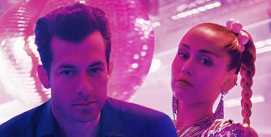 """Марк Ронсън се завръща с нов сингъл и видео """"Nothing Breaks Like A Heart"""" с участието на Майли Сайръс"""