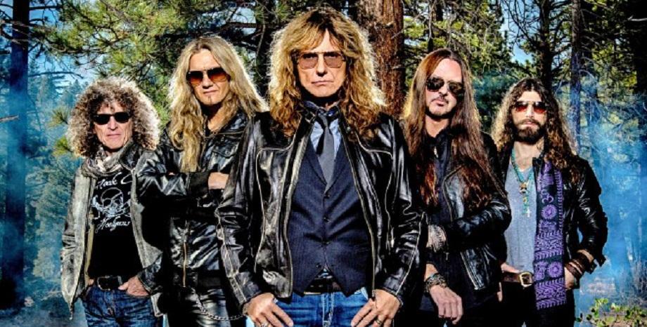 Whitesnake - хедлайнер на втория ден на Hills of Rock 2019