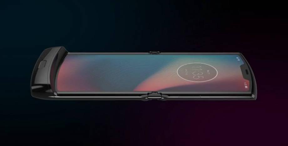 Motorola възроди култовия Razr като смартфон с гъвкав дисплей