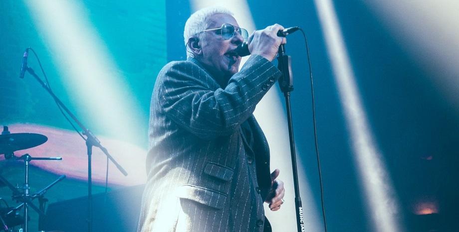Стенли представи новия си албум на концерт-промоция в клуб Music Jam
