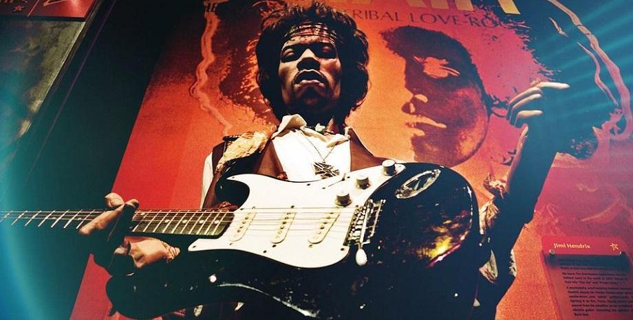 Jimi Hendrix - 77 години от рождението на виртуозния китарист