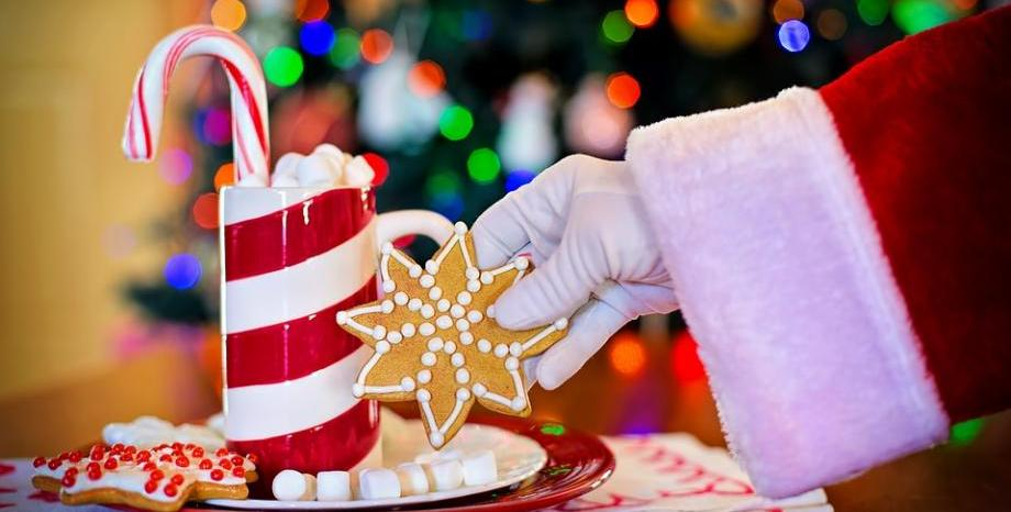 Дядо Коледа и неговите невероятни вълшебства