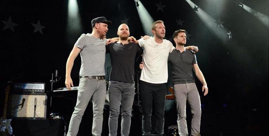 Coldplay аносираха YouTube концерти на живо от Йордания