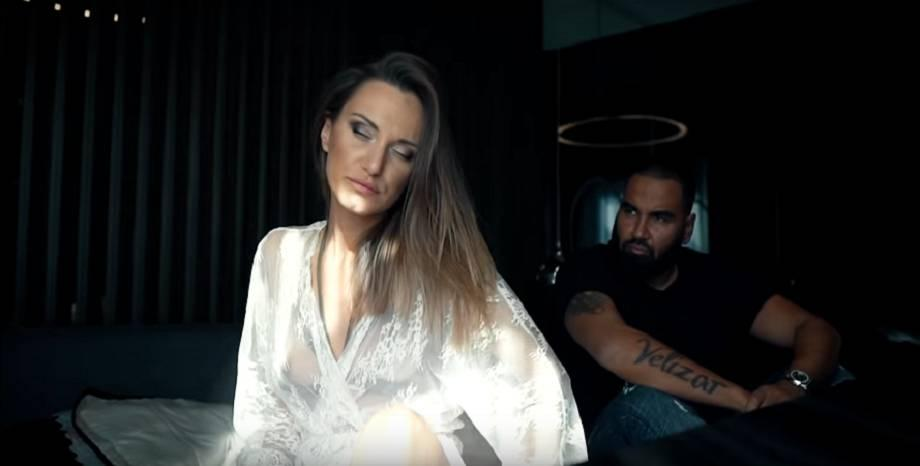 Азис с главна роля в новото видео на певицата Елена Брусарска към песента