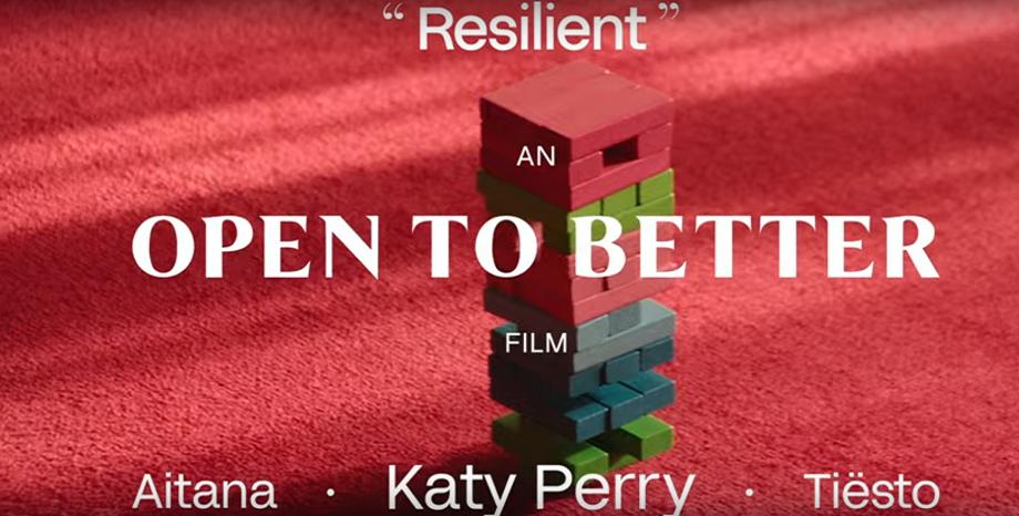Katy Perry, Tiësto и Aitana в съвместен музикален проект с послание за надежда и оптимизъм -