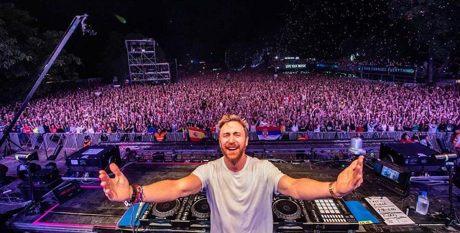 David Guetta с глобално признание - световен №1 DJ на Top 100 DJs