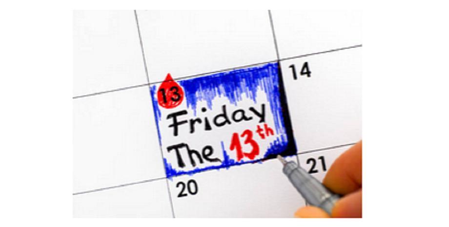 Любопитни факти за петък 13-и