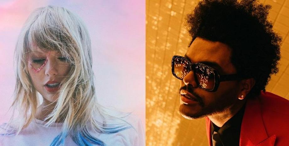Taylor Swift и The Weeknd са големите победители на Американските музикални награди
