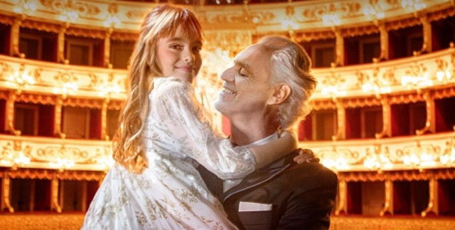 Билетите за лайвстрийм концерта на Andrea Bocelli - Believe in Christmas вече са в продажба