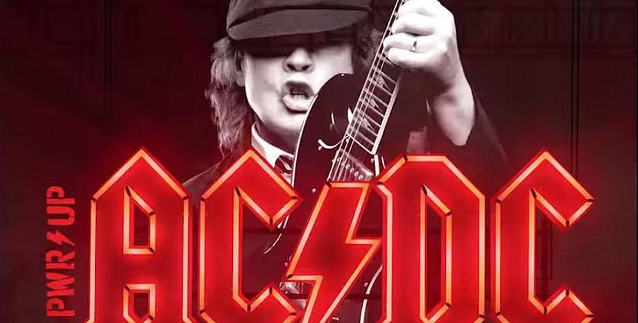 AC/DC се завърнаха и покориха класациите по света -