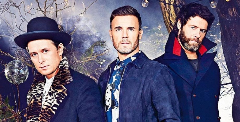 Новият албум на Take That