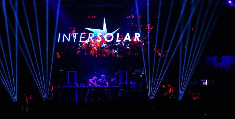 INTERSolar в Арена Армеец с Adam Beyer, Dubfire и Richie Hawtin