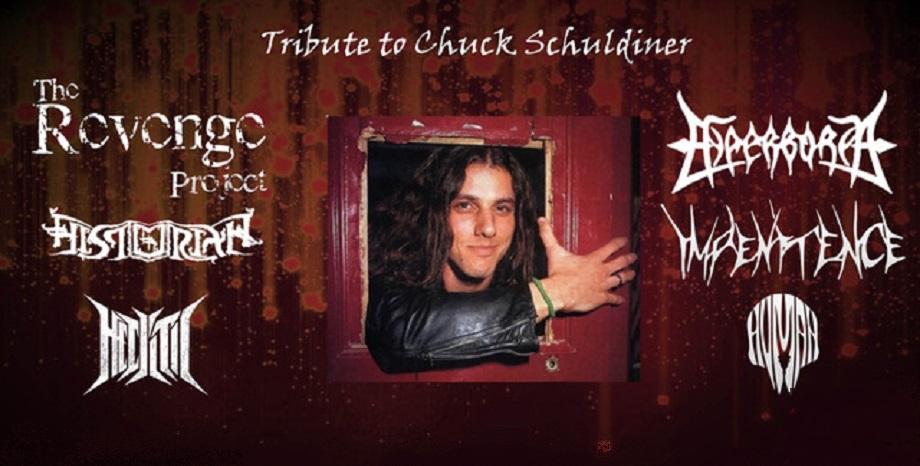 Шест български банди се включват в трибюта за Chuck Schuldiner на 14 декември