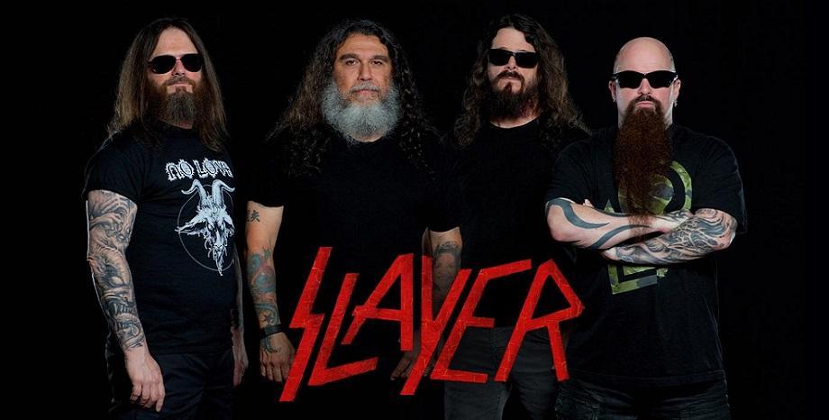 Видео на финалното парче на Slayer -